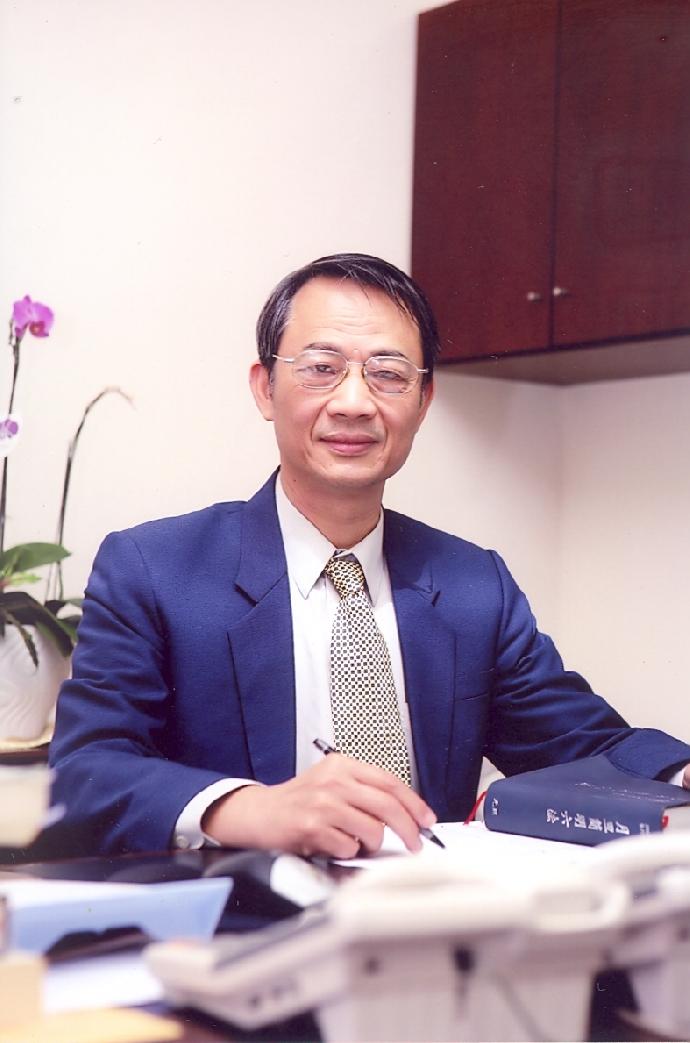 溫豐文榮譽教授