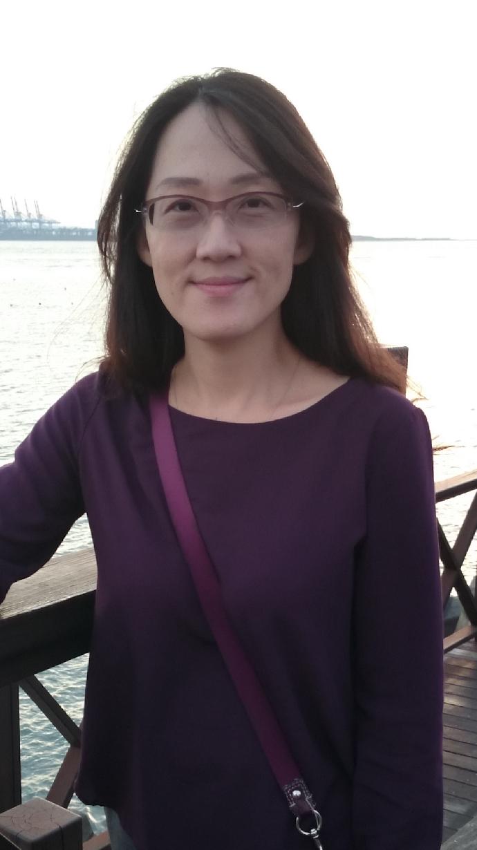 胡心蘭副教授